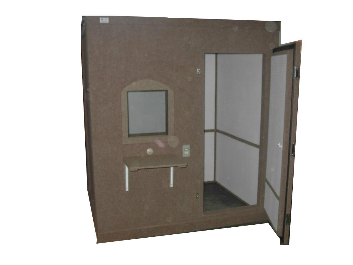 Cabine Audiometria