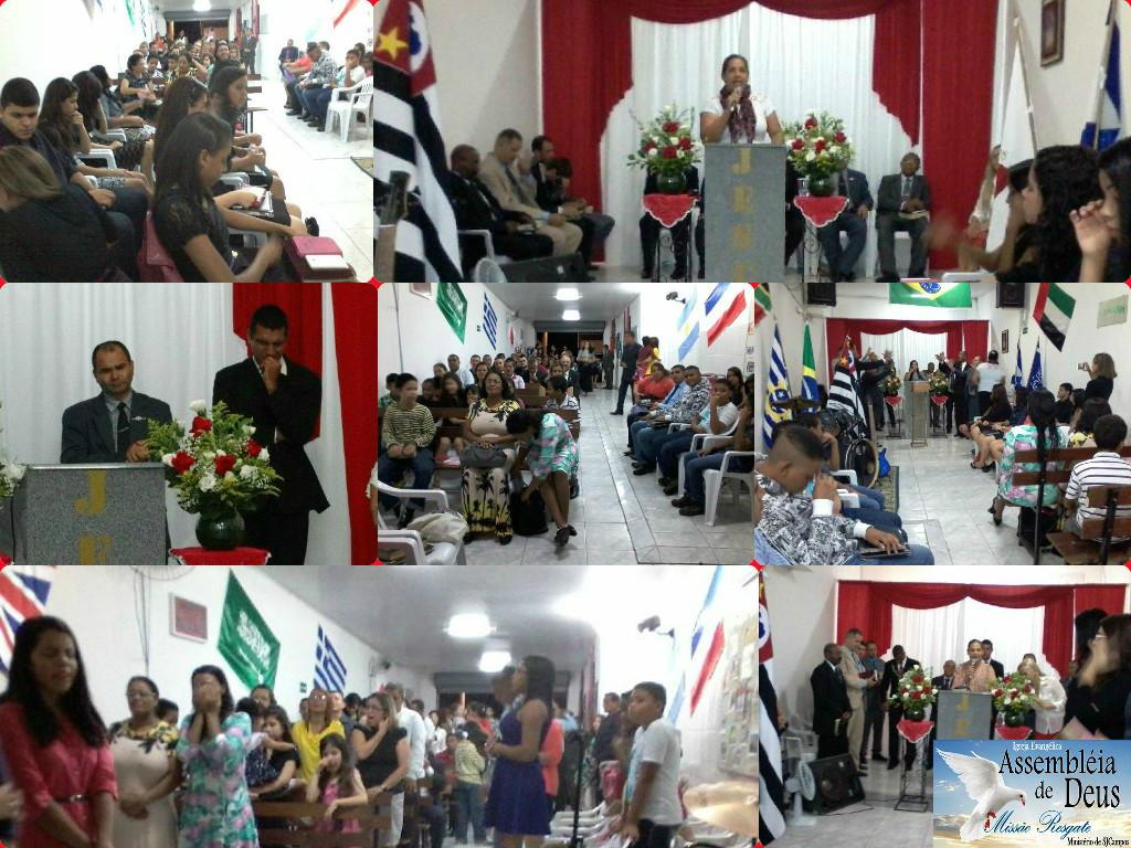 4° Congresso de Missões Imagens 2