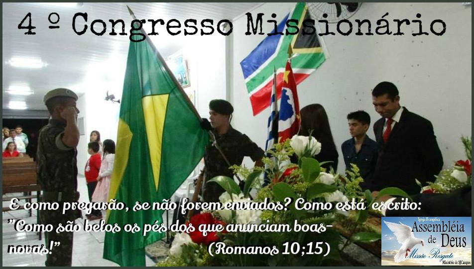 4° Congresso de Missões