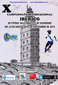 10 Campeonato Ibérico Futsal 2018