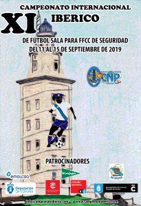 11 Campeonato Ibérico Futsal 2019