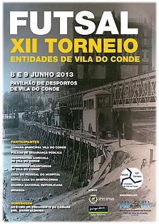 12º Torneio Futsal Entidades Vila do Conde