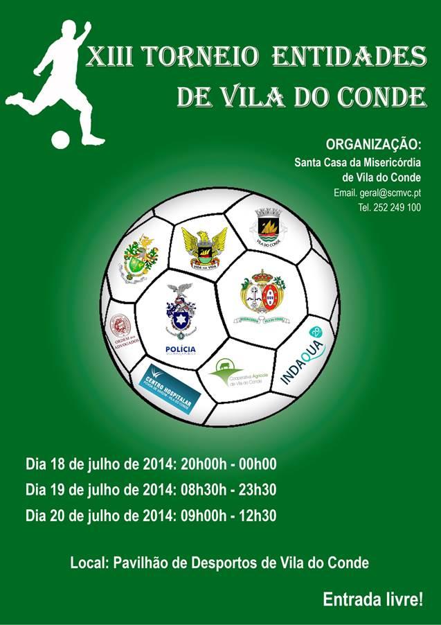 13º Torneio Futsal Entidades Vila do Conde