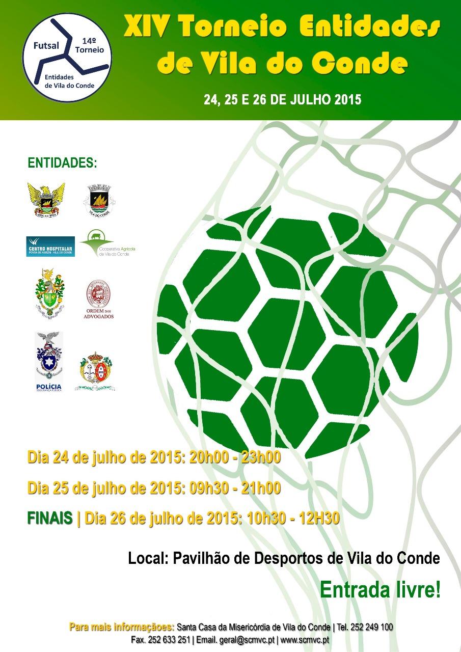 14º Torneio Futsal Entidades Vila do Conde