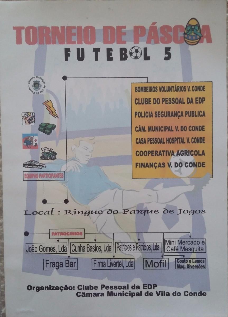 1º Torneio Futsal Entidades Vila do Conde