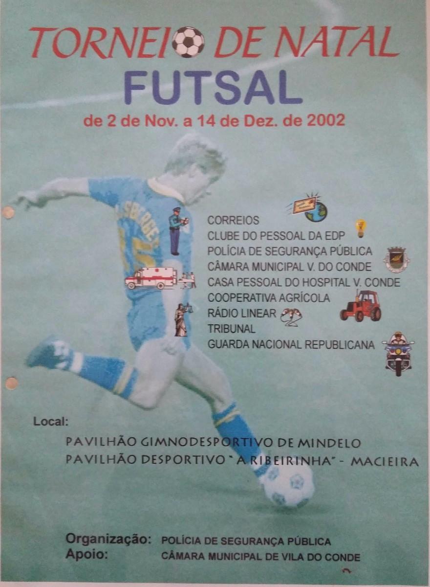 2º Torneio Futsal Entidades Vila do Conde