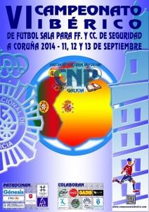 6 Campeonato Ibérico Futsal 2014