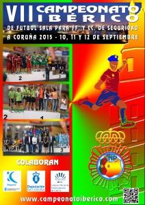 7 Campeonato Ibérico Futsal 2015