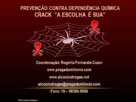 Palestra Prevenção ao uso do Crack