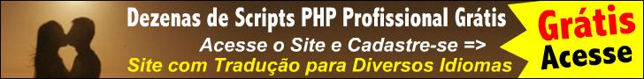 Script PHP Grátis Cadastre-se