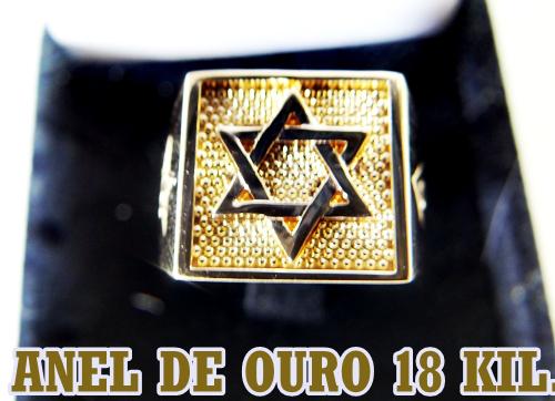 anel de ouro de salomão