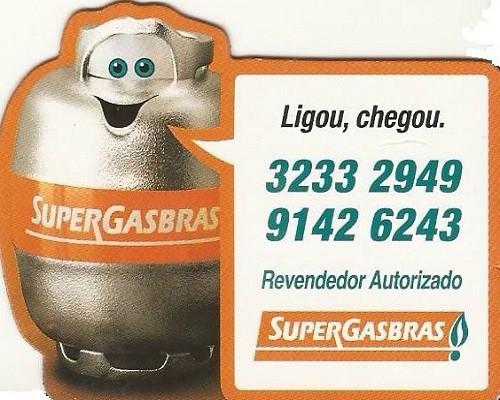 SUPERGASBRAS  ISAGAS