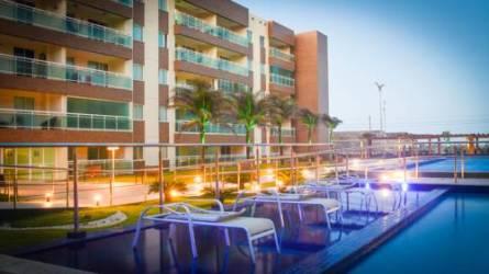 VG Fun Residence na orla da Praia em Fortaleza