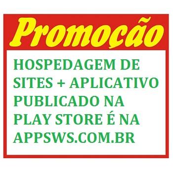 Hospedagem de site em promoção