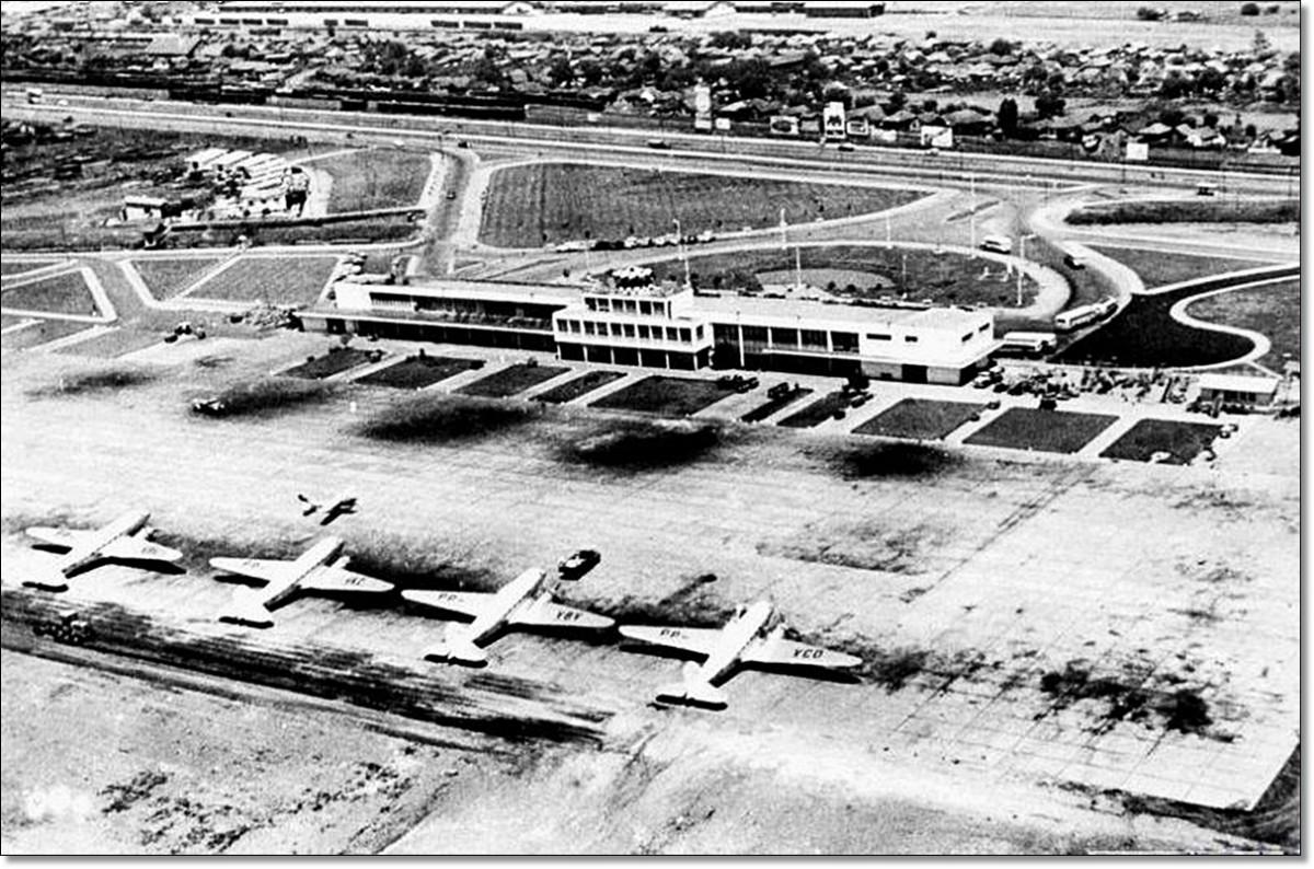 Aeroporto Salgado filho Déc. 60