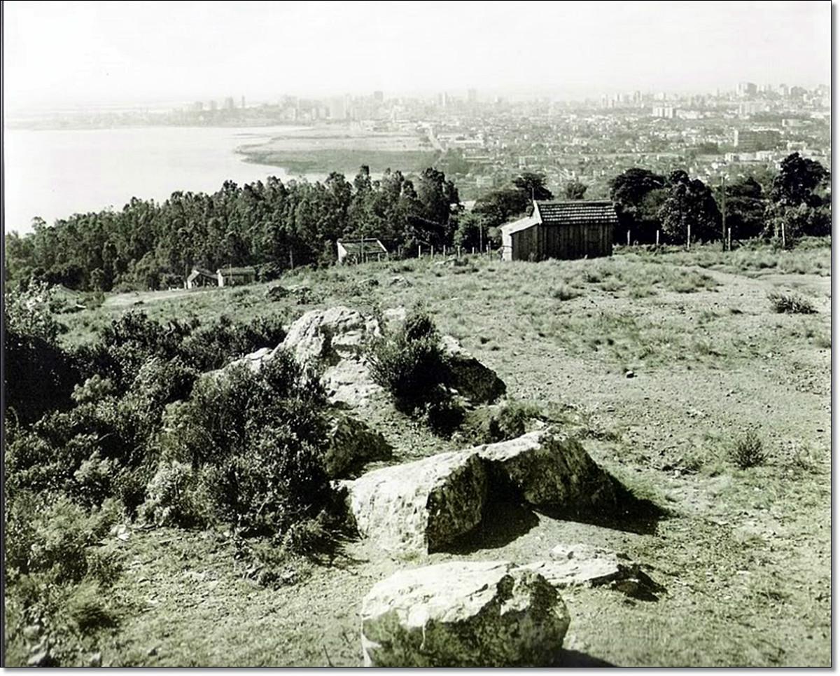 Morro Santa Tereza 1961