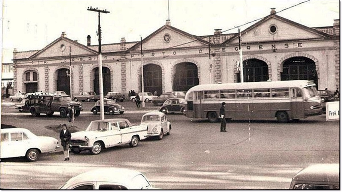 Av. João Pessoa déc. 1960