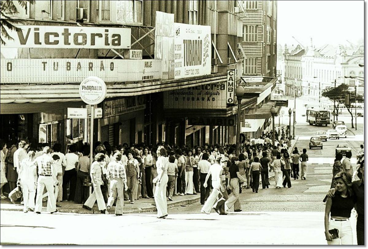 Cine Victória 1976