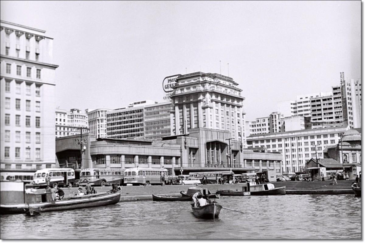 Mercado livre anos 1960
