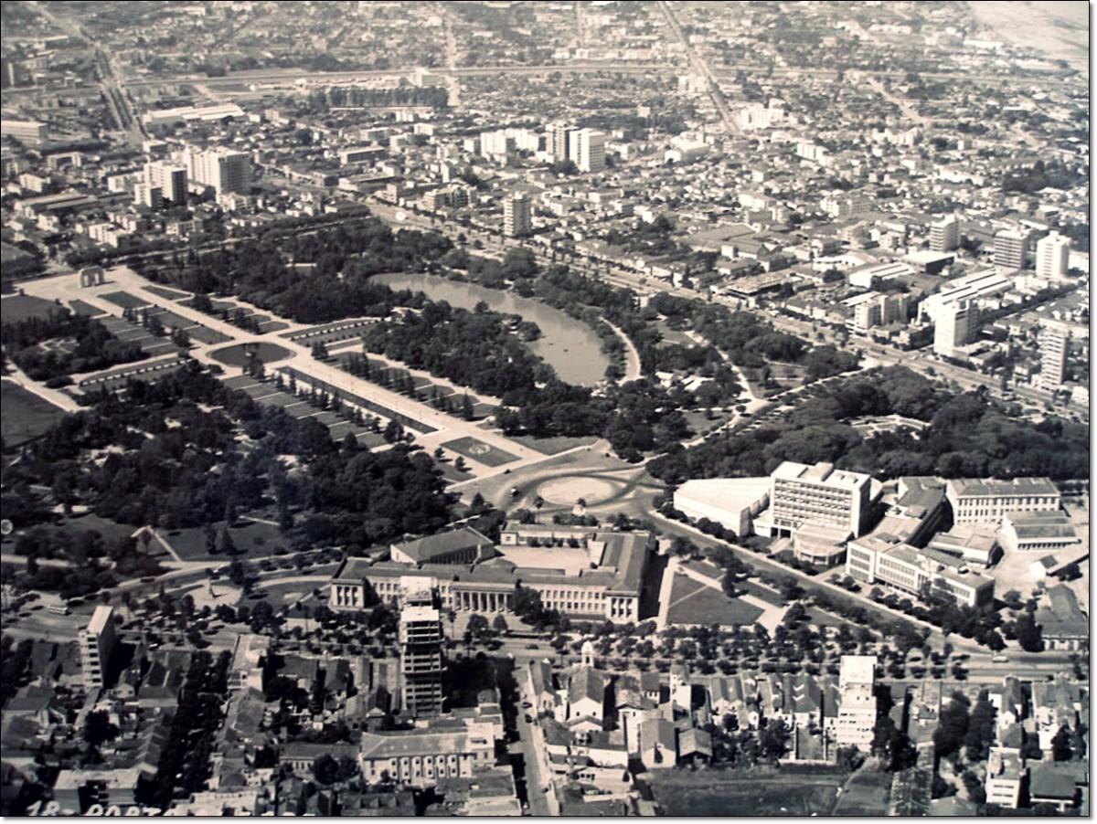 Parque Farroupilha déc. 60