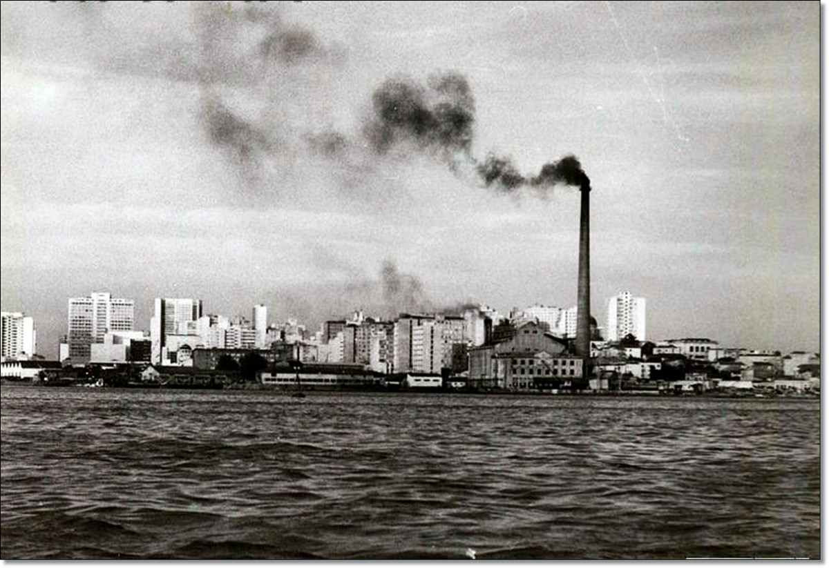 Usina Gasometro 1969