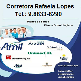 logo corretora rafaela lopes ilha do governador