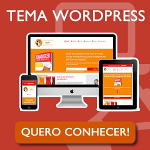 Aqui tem Cursos Online - Template Conversion  WP Premium