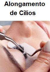 curso alongamento de cílios
