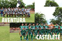 Castelete e Aventura empata em 1 a 1 na estreia da Liga dos Campeões ABCP