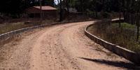 Com recursos próprios, prefeitura inicia pavimentação na zona rural do município de Pau D'arco do Piauí