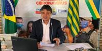 Publicado em 22 de junho de 2020 às 14:09 Piauí registra novo aumento na taxa de transmissibilidade e Governo prorroga decreto