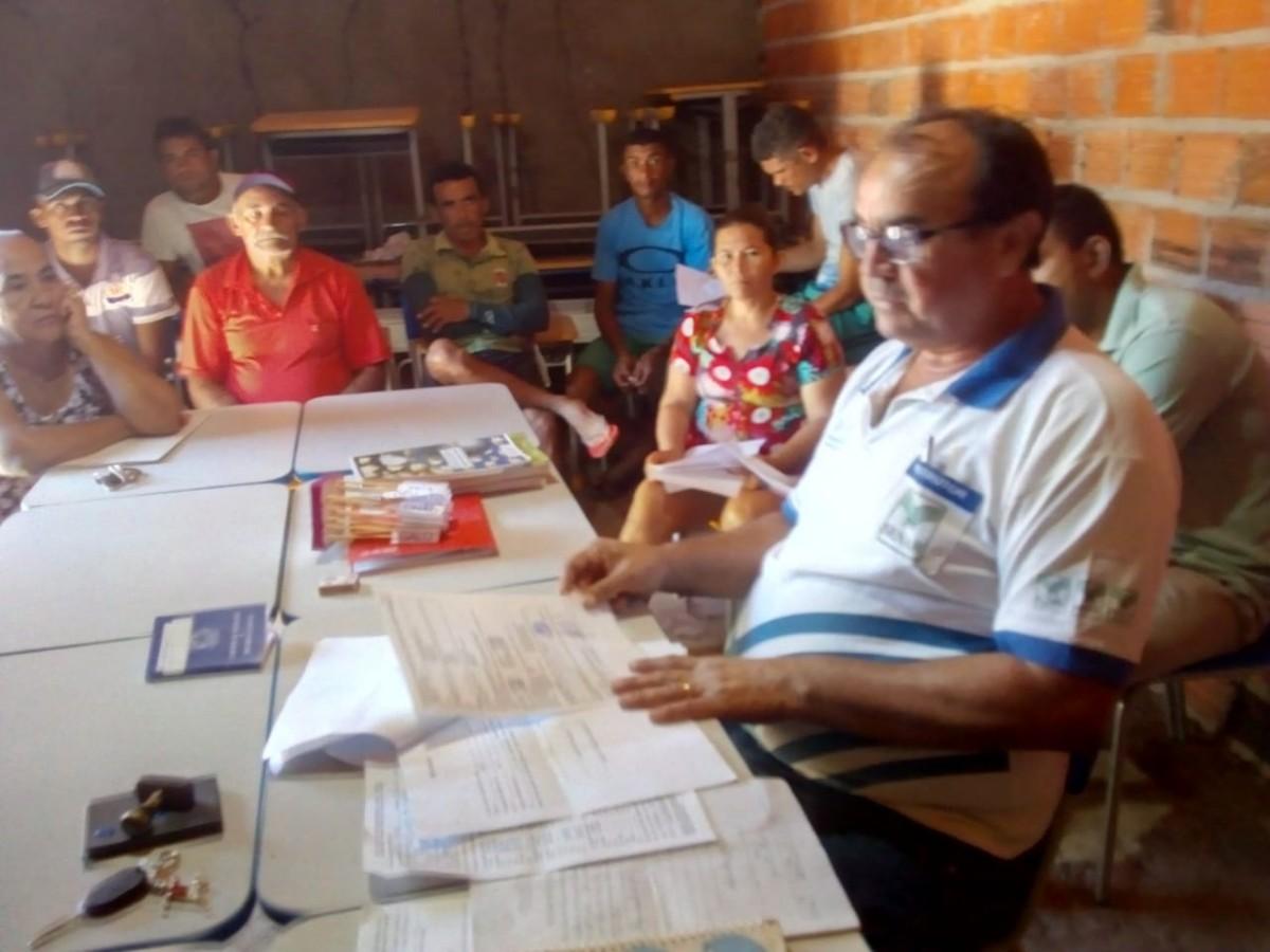 Liberado projeto do PAA da localidade Saraiva
