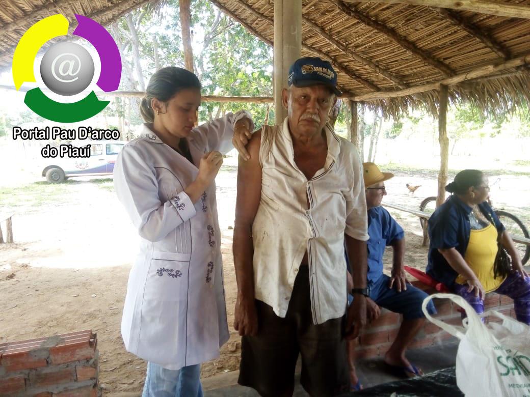 Começa a campanha de vacinação contra a gripe 2019