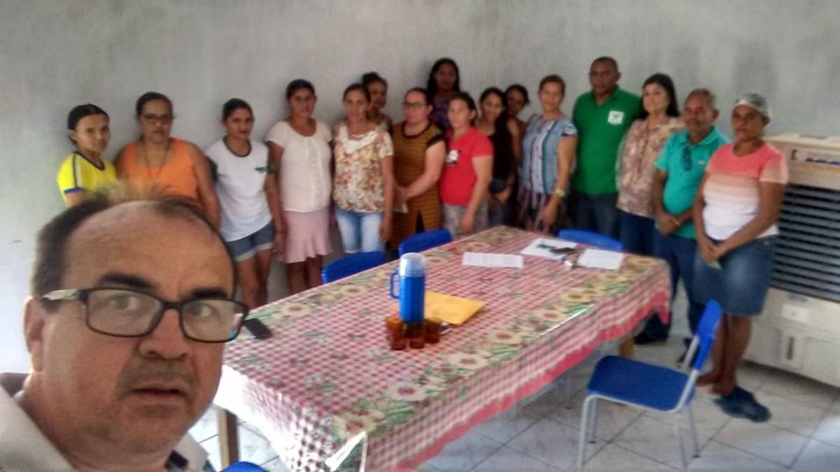 Emater presente na Agricultura familiar em Pau D'arco do Piauí