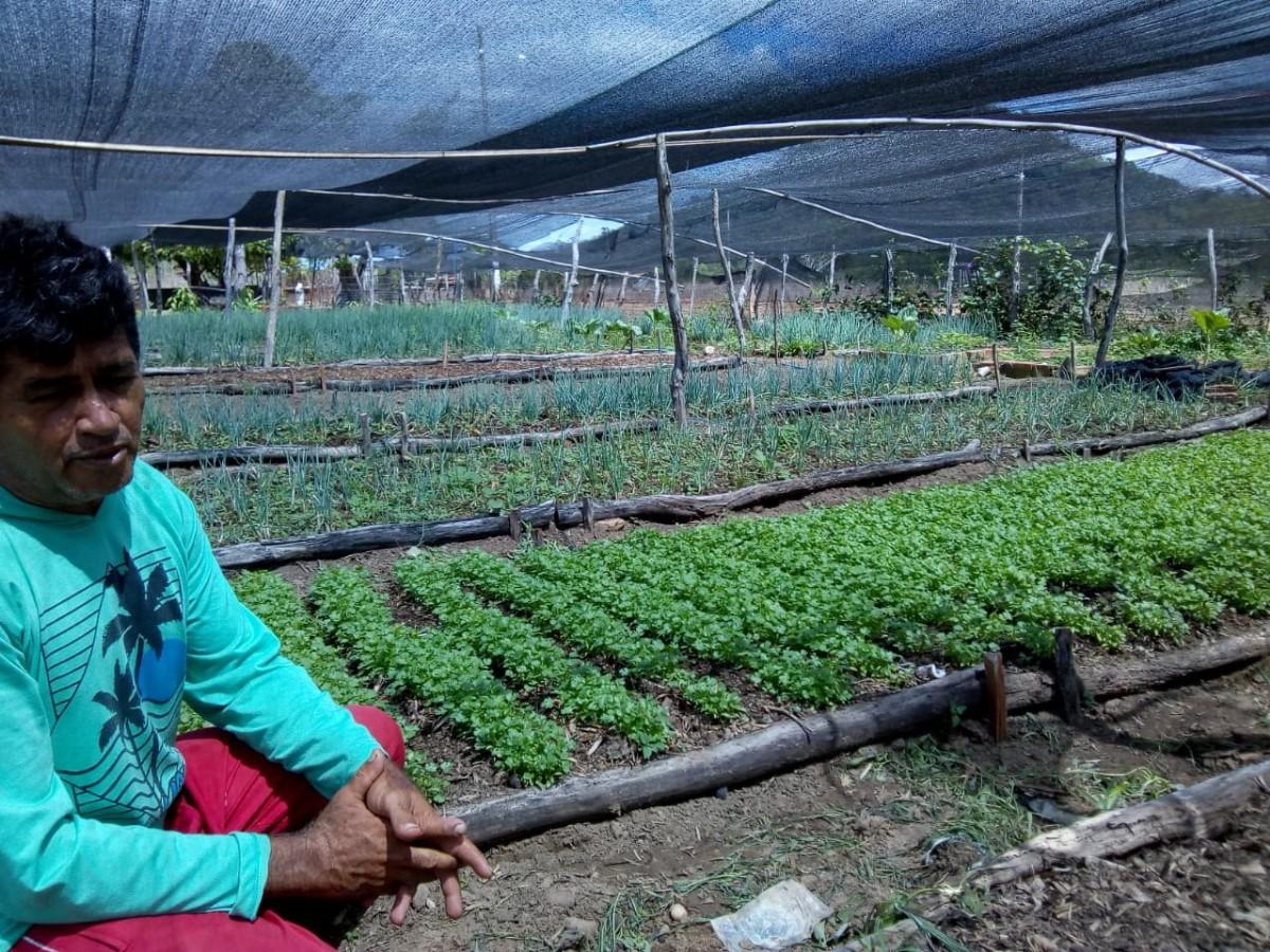 Trabalhador rural é beneficiado pelo programa ACT de combate a pobreza rural às famílias de baixa renda