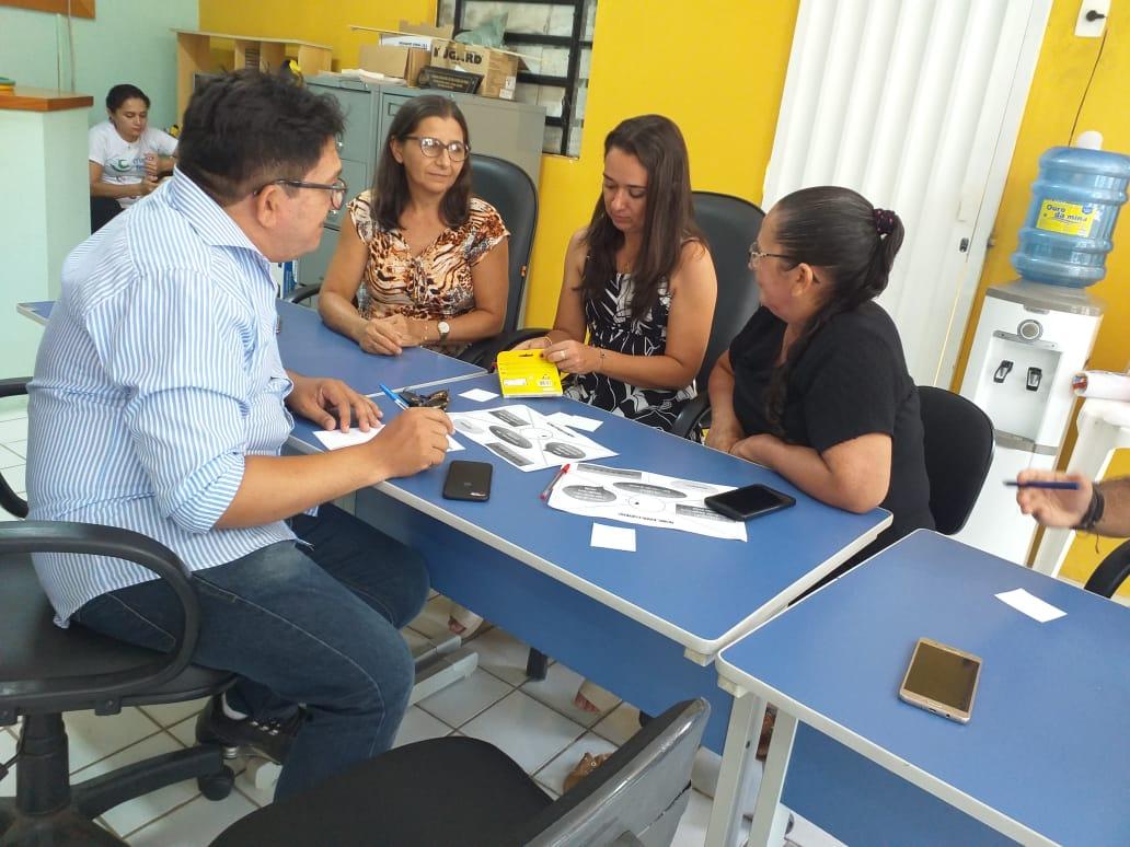 Secretaria Municipal de Educação de Pau D'arco do Píauí iniciou Implementação do Currículo paudarcopiense