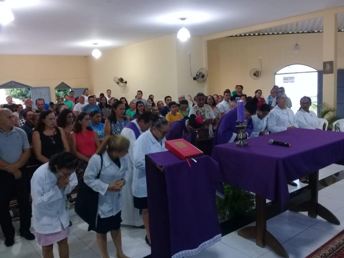 Bispo Francisco de Assis nomeia novo Padre em Pau D'arco do Piauí