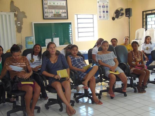 Agosto Dourado: Secretaria de Saúde realiza palestra em incentivo à amamentação