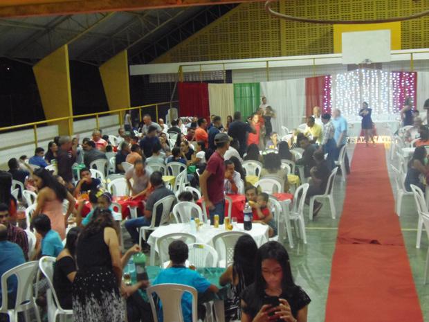 Prefeitura realiza festa de confraternização para funcionários do município