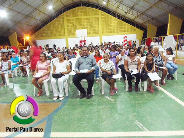 Prefeitura realiza festa em homenagem ao Dia das Mães