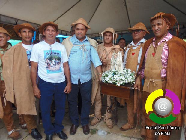 Atualizado em 13 de maio de 2019 às o7:05 horas  Festejos de NossDia do vaqueiro é comemorado em Pau D'arco do Piauí