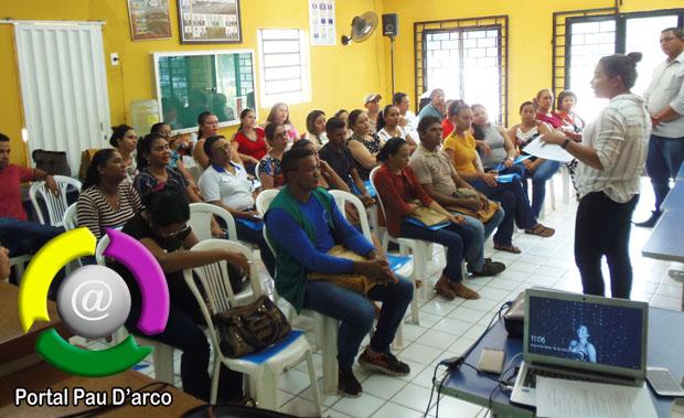 Secretaria da Saúde realiza curso de humanização para servidores