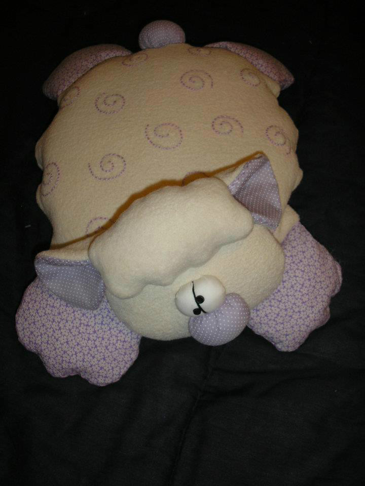 almofada ovelha
