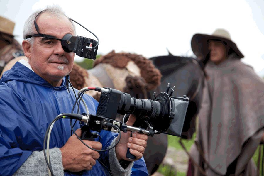 Cineasta César Charlone dá aula gratuita de fotografia em Brasília