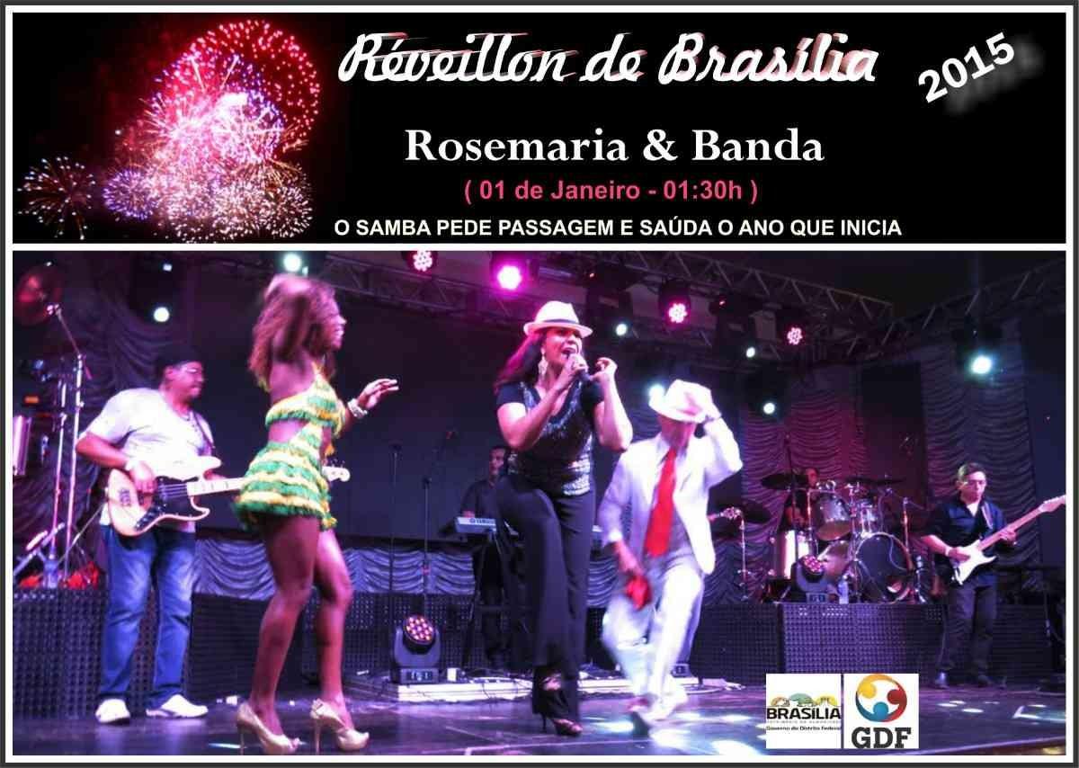 Réveillon de Brasília - Rosemaria