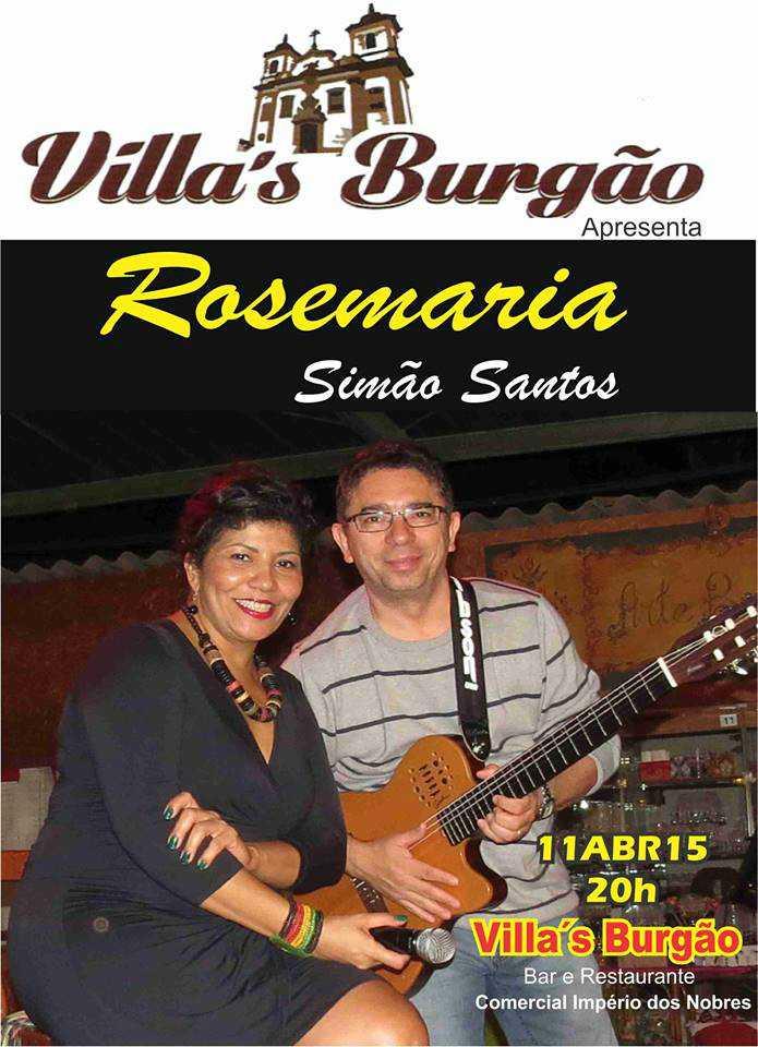 Villa's Burgão - Rosemaria