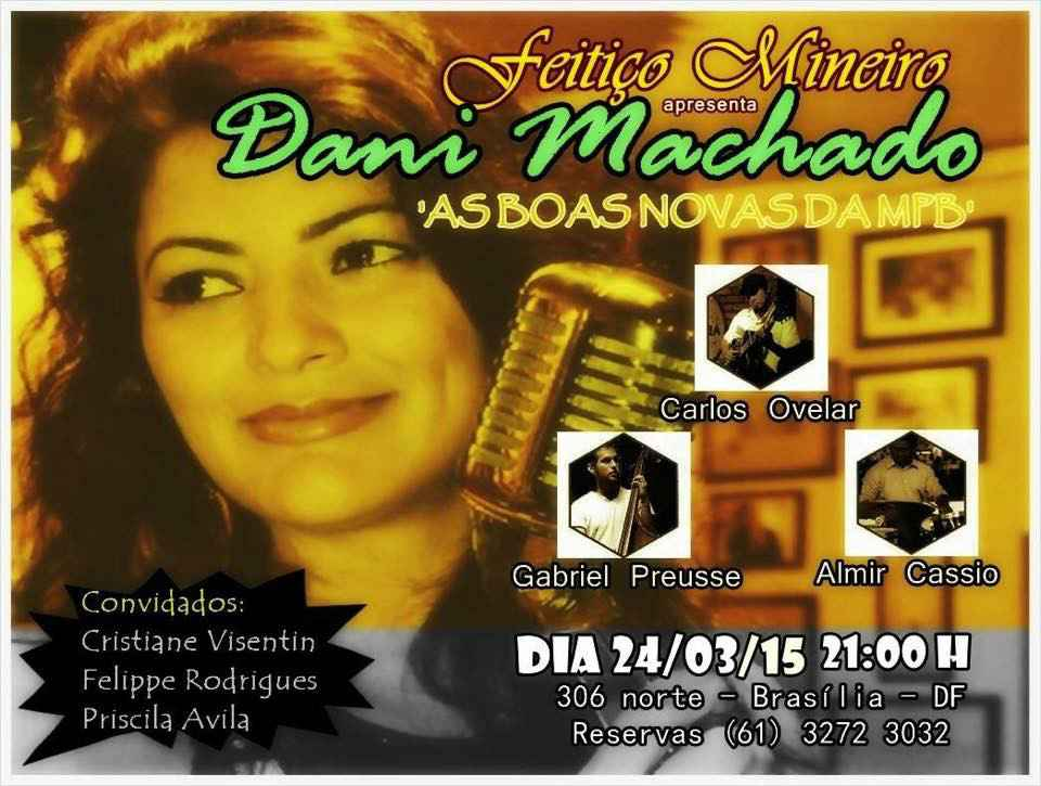 Feitiço MIneiro - Dani Machado