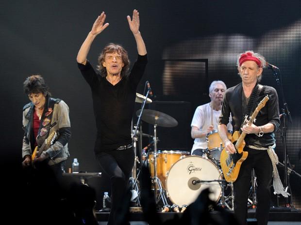 Rolling Stones no Brasil em 2016