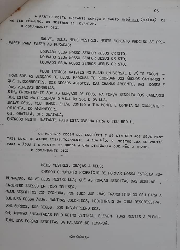 5 PÁGINA DA LEI DA ESTRELA CANDENTE!