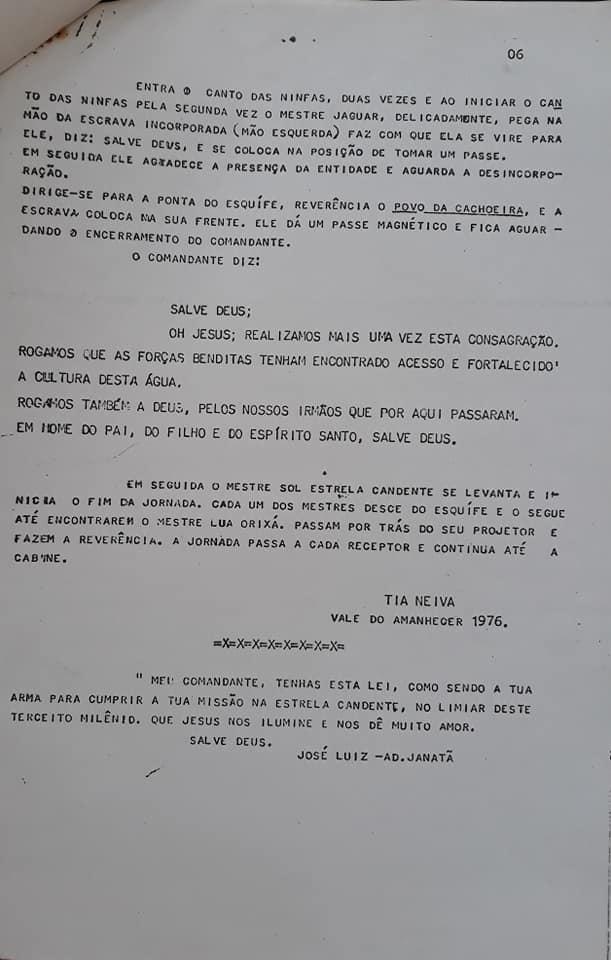 6 LEI DA ESTRELA CAMNDENTE!